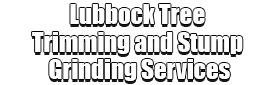 Lubbock Tree Trimming and Stump Grinding Services Logo-We Offer Tree Trimming Services, Tree Removal, Tree Pruning, Tree Cutting, Residential and Commercial Tree Trimming Services, Storm Damage, Emergency Tree Removal, Land Clearing, Tree Companies, Tree Care Service, Stump Grinding, and we're the Best Tree Trimming Company Near You Guaranteed!